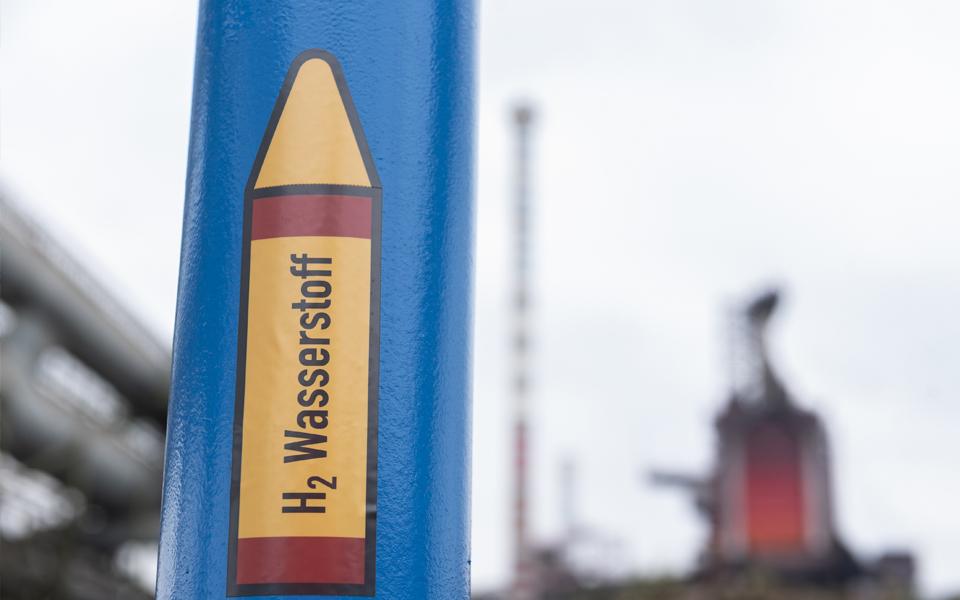 thyssenkrupp Steel, HKM en Havenbedrijf Rotterdam onderzoeken gezamenlijk het opzetten van waterstofketens
