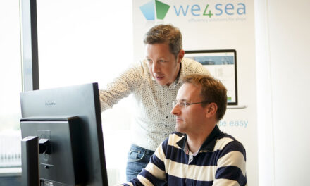 WE4SEA SIGNS UP AS INMARSAT APPLICATION PROVIDER AS ROLL GROUP TAKES VESSEL PERFORMANCE MONITORING PACKAGE FLEET-WIDE