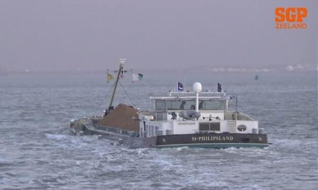 Motie SGP Zeeland: los ligplaatsentekort binnenvaart op