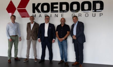 August Storm neemt Koedood Marine Group over