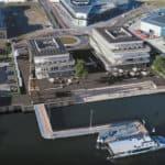 Transformatie Waterbusplein van start
