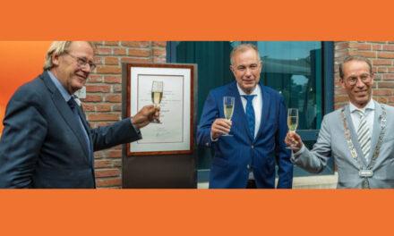 Royal Van der Leun derde bedrijf met Sliedrechtse roots dat Predicaat Koninklijk mag dragen
