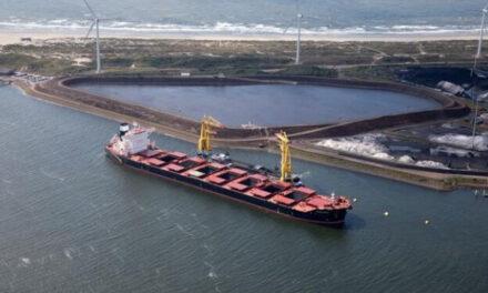 Start werkzaamheden Energiehaven