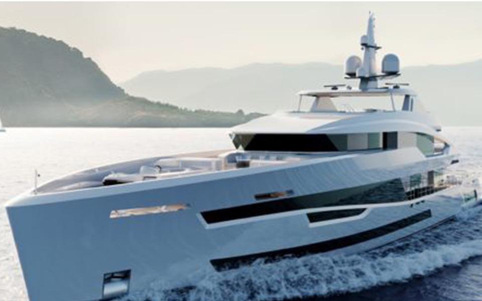 Project update: YN 20457 Project Akira, 57 meter volledig aluminium FDHF