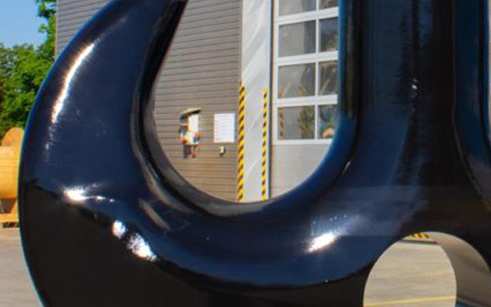 Huisman schaalt 3D-printen van kraanhaken op