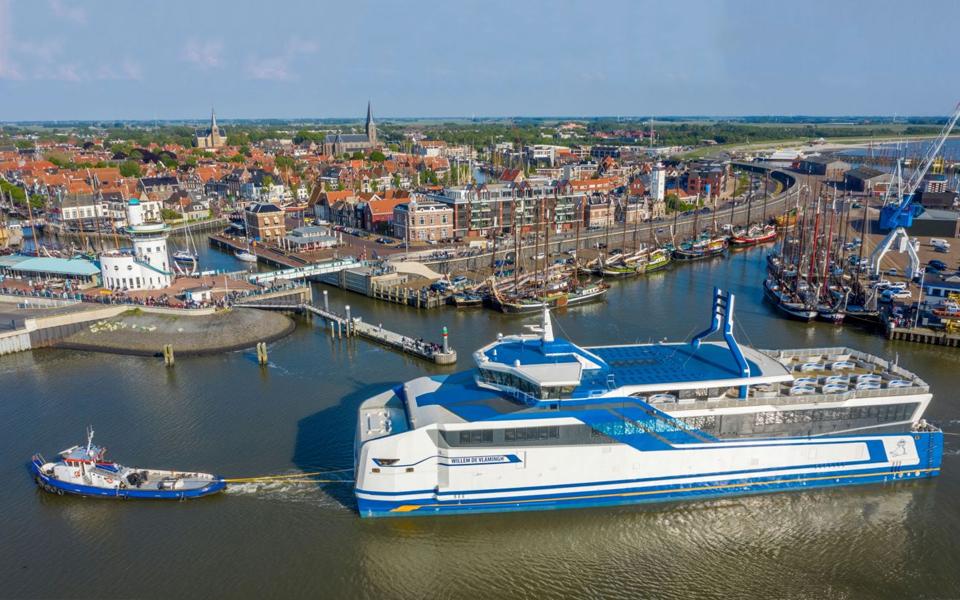 Van Oord relies on waste heat recovery