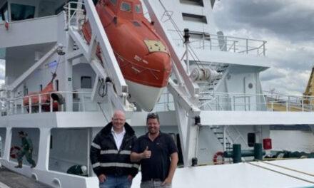 LISA Community helpt Danser van Gent Shipping aan oplossing rondom schadedossier