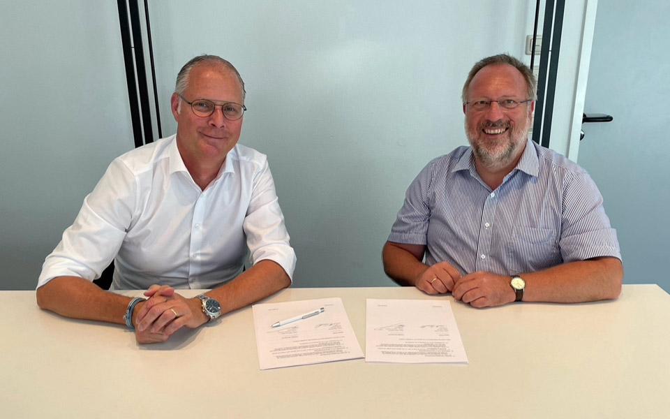 Argonav en CoVadem ondertekenen samenwerkingsovereenkomst
