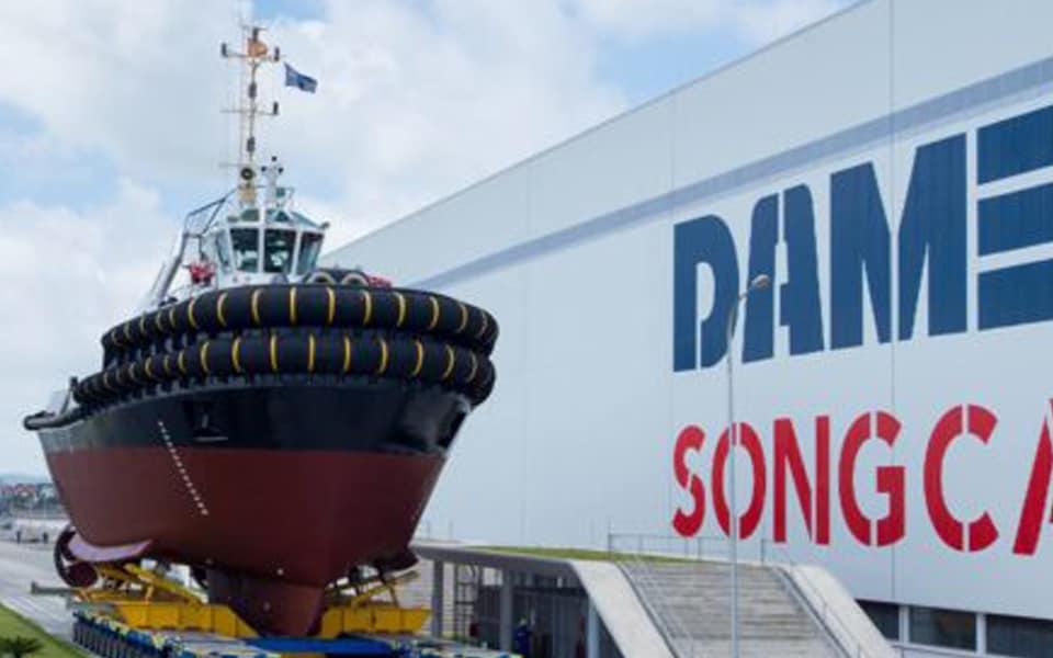 Maritime Meet up met Damen Cam Shipyard