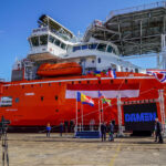 De Beers' latest diamond recovery vessel departs Damen Shipyards Mangalia for Southern Africa