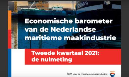 Eerste Economische Barometer van de Nederlandse Maritieme Maakindustrie