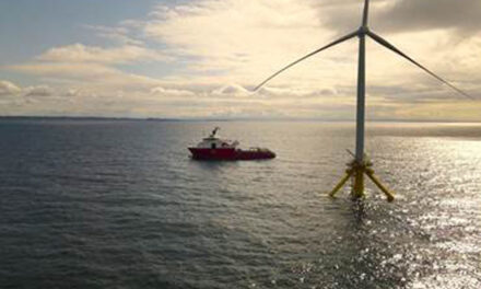 BOURBON reveals an exclusive video of the TetraSpar Demonstrator Floating Wind Turbine (FWT) project in Norway