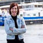 Vera Tax stemt voor een groene en sociale binnenvaart