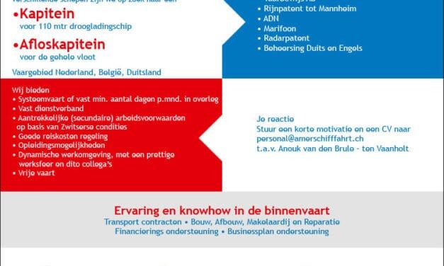 Amer Shipping, AMER Shifffahrt AG, Buijks Maritiem