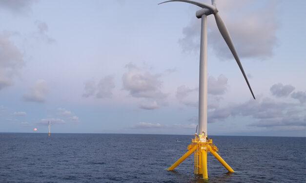 TetraSpar floating windturbine: mission accomplished!