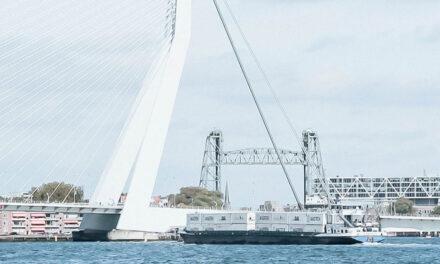 Hoe springt de startende werknemer aan boord van de binnenvaart?